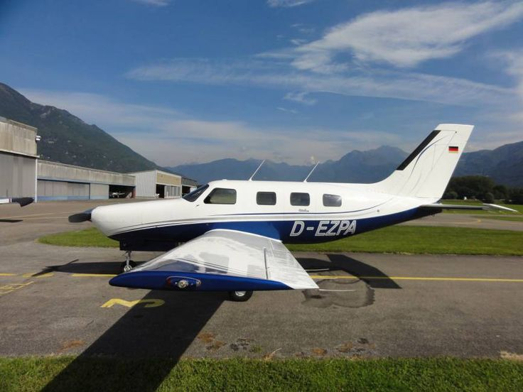 1995 Piper PA-46-350P Mirage for sale in Milan Linate, Italy => www.AirplaneMart.com/aircraft-for-sale/Single-Engine-Piston/1995-Piper-PA-46-350P-Mirage/12200/