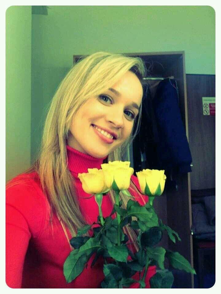 The lovely Kristina Pelakova