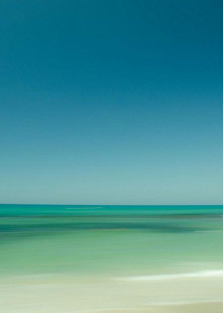 The sea & sky, life's inspirations