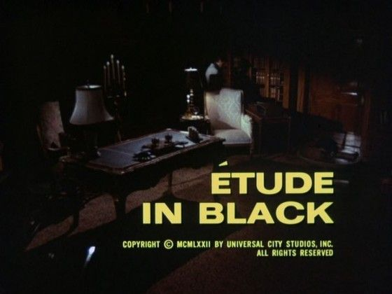 """Columbo: 5 things you may have missed watching """"Etude in Black"""":  is a Columbo episode that portrays one of the deepest Shakespearean fall an episode can make.  It's maestro extraordinaire, Alex Benedict versus Lt. Columbo and his rumpled raincoat.  The episode provides some hidden clues and we've found them.  Here are 5 things you may have missed watching """"Etude in Black""""."""