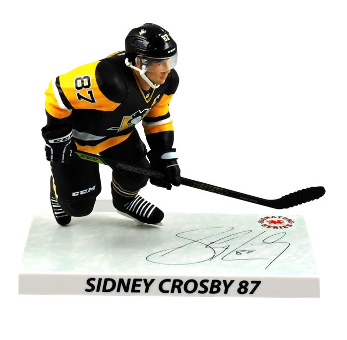 """Sidney Crosby (Pittsburgh Penguins) 2016-17 NHL 6"""" Figure Imports Dragon Wave 1"""