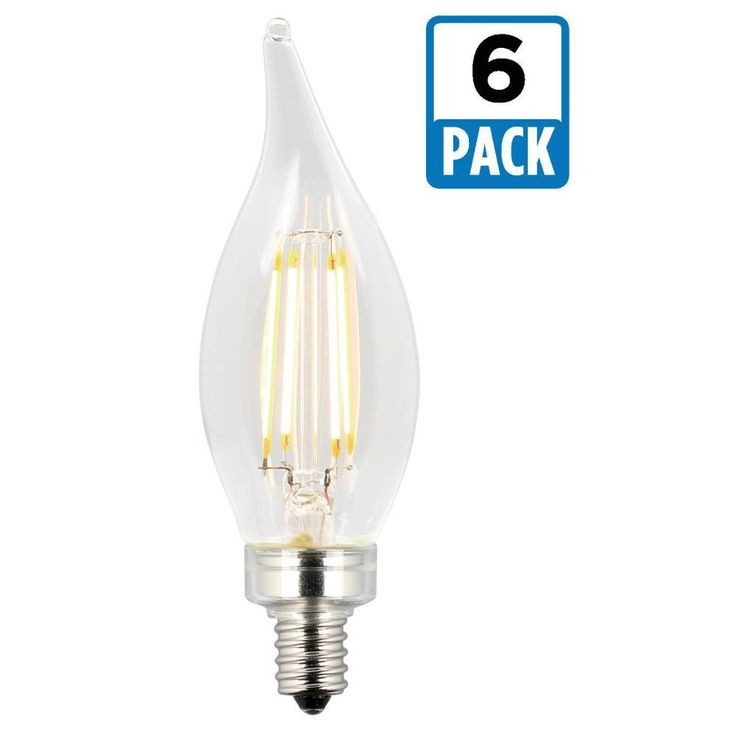Westinghouse 40 Watt Equivalent Soft White CA11 Dimmable