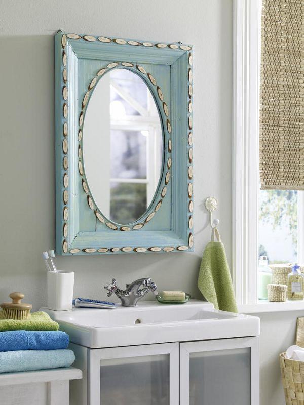 25 best ideas about spiegel holzrahmen on pinterest. Black Bedroom Furniture Sets. Home Design Ideas