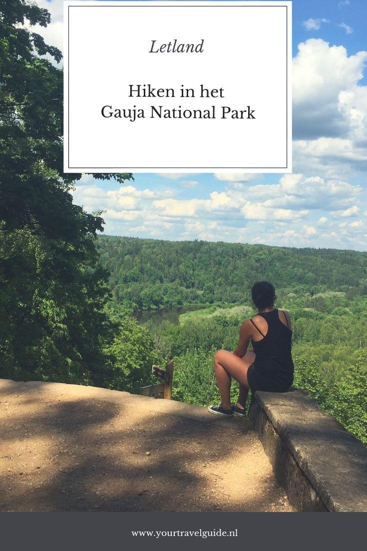 Actief In Gauja National Park Letland Your Travel Guide Letland Nationale Parken Eropuit