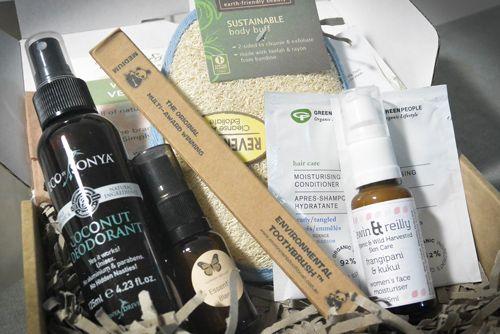 Vegan Beauty Box