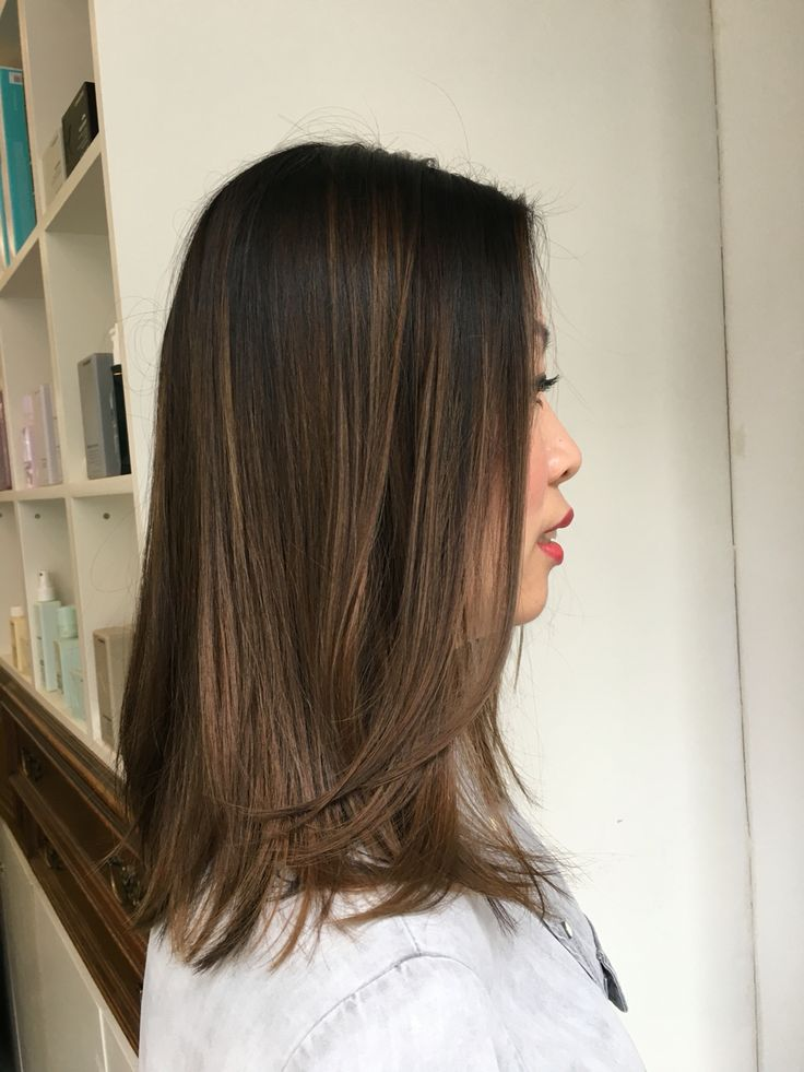 25 Best Ideas About Asian Balayage On Pinterest Of ...