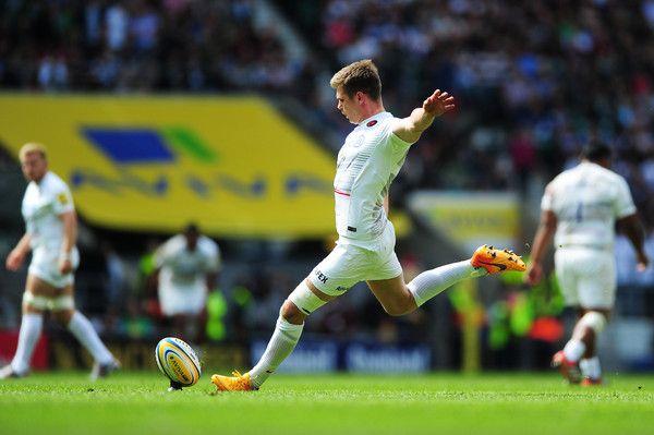 Owen Farrell Photos - Bath Rugby v Saracens - Aviva Premiership Final - Zimbio