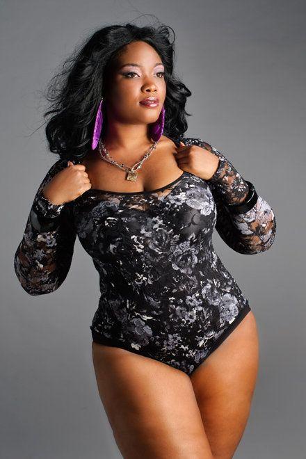 Naked Full Figured Black Women 80