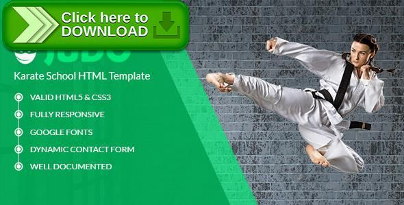 [ThemeForest]Free nulled download Judo - Karate School HTML Template from http://zippyfile.download/f.php?id=17136 Tags: boxing, championship, classes, competition, events, fitness, html, judo, karate, martial arts, schedule, sport school, sports, trainer, training