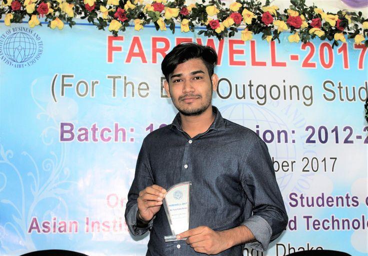 https://flic.kr/p/G8PpNV | Mohammad Fazla Rabbe at farewell party | Mohammad Fazla Rabbe at farewell party