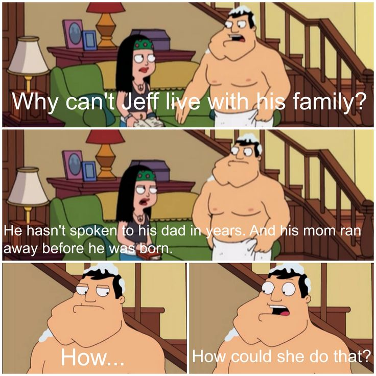 I love American Dad. Stan's the man.