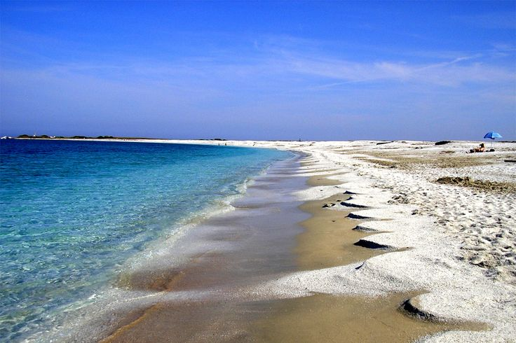 La Spiaggia di Is Arutas di Cabras - La Spiaggia dei chicchi di riso