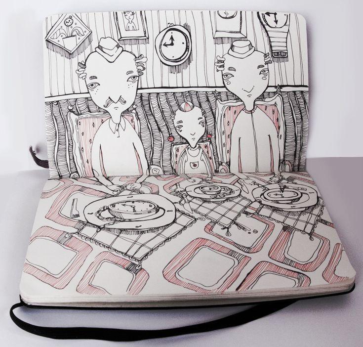 Cool Sketchbook Cover Ideas ~ Best sketchbook cover ideas on pinterest journal