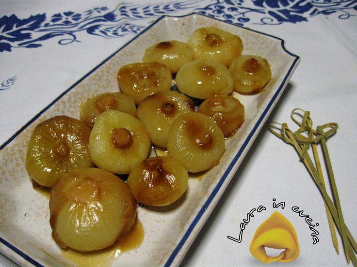 Cipolline+in+agrodolce+ricetta+Artusi