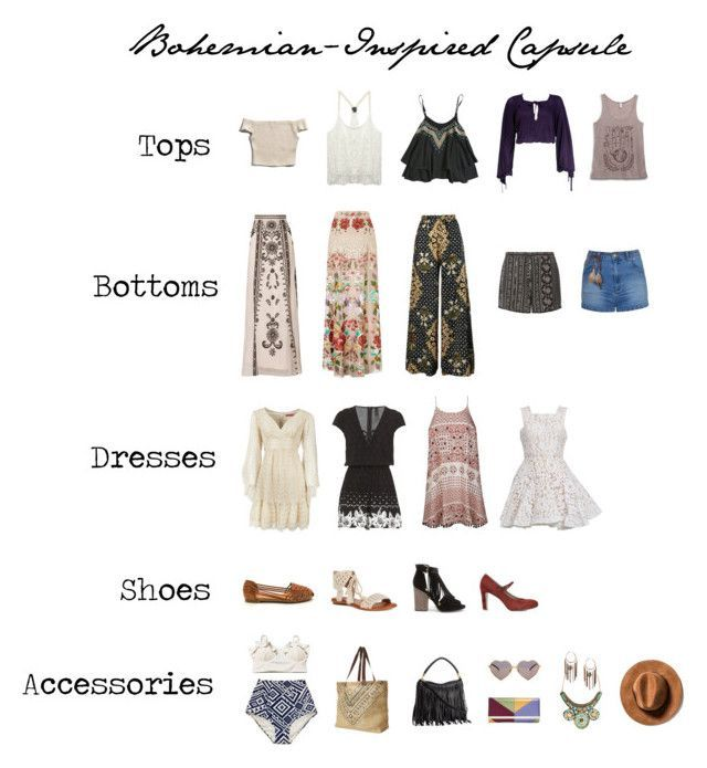 awesome Bohemian-Inspired Capsule Wardrobe by http://www.dezdemonfashiontrends.top/bohemian-fashion/bohemian-inspired-capsule-wardrobe/