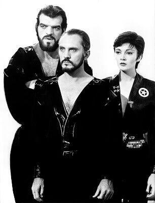 General Zod, Ursa & Non