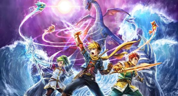 Download the Golden Sun ROM Files - USA version