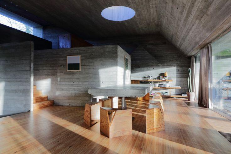 BRUTAAL BELGISCH / Juliaan Lampens' Woning Van Wassenhove / now on www.CLOCLO.be