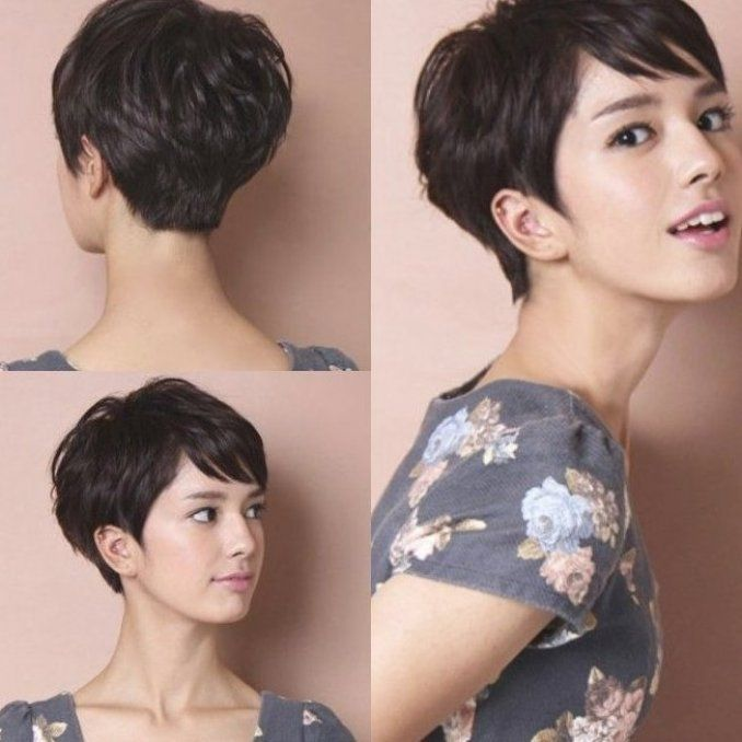 How To Tell If A Pixie Cut Will Suit You Frisuren Balayagehair Hairmakeup Stepbystep In 2020 Thick Hair Styles Hair Styles Haircut For Thick Hair