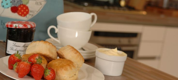 If you've never had a 'real' Cornish Cream Tea before, you will be pleased to know that you can sample your first on arrival at Hawke's Point. The only thing to decide is whether it's jam or cream first...
