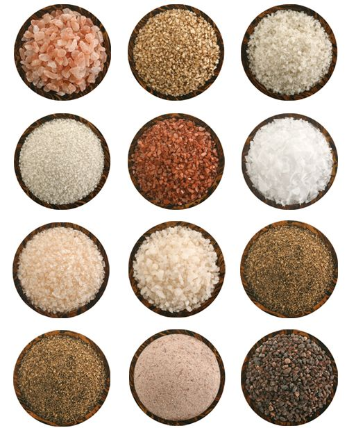 How to make your own flavored salt!