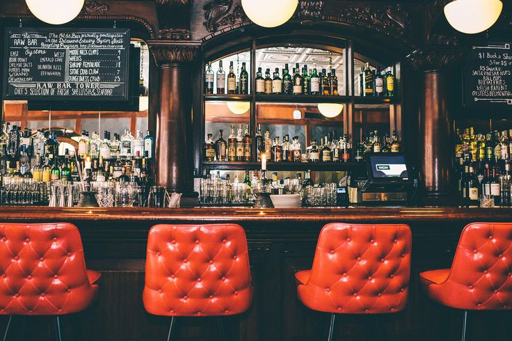 Olde Bar Philadelphia With the ever-present citywide special and summertime SIPS, it's pretty easy to find a cheap drink in Philly. But if you are looking for a real deal happy hour, the Olde Bar (in Old City) is the best in the city. Housed in the former President's Room of the original Bookbinders, the Olde Bar is dripping with old-school cool -- a place where you can get dollar oysters, $5 bar snacks and happy hour drinks at the mahogany bar