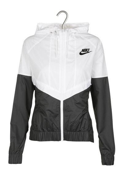 E-shop Nike - Veste De Sport Bicolore Blanc Nike pour femme sur Place des  tendances Groupe Printemps. Retrouvez toute la collection Nike pour femme. 2fdf40b5dd8