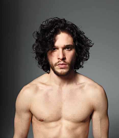 Game of Thrones Star Kit Harington Shows Off Sexy ...