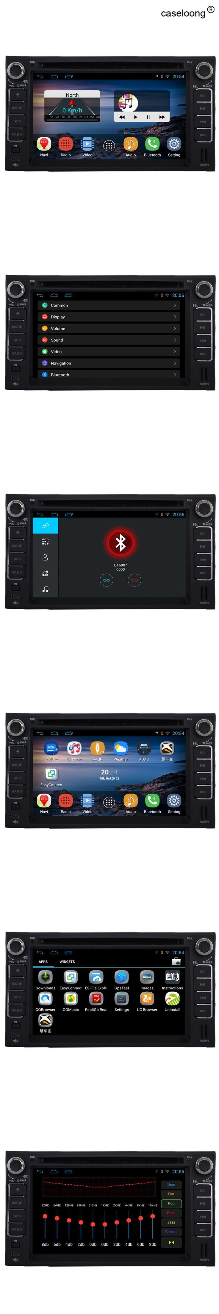 Quad Core Android Car DVD for Kia Sorento Cerato Sportage Spectra Rondo Carens Optima Magentis GPS Head Unit Car radio