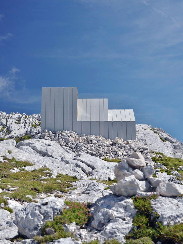 Gallery - Alpine Shelter Skuta / OFIS arhitekti + AKT II + Harvard GSD Students - 16