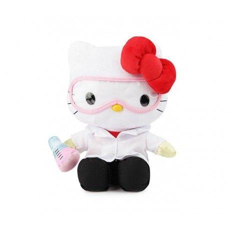 Hello Kitty 8-Inch Plush Scientist: Occp