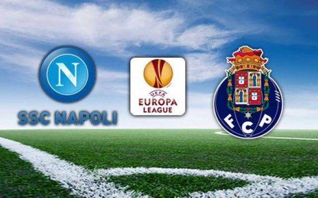 .STREAMING, PORTO - NAPOLI LIVE DIRETTA GRATIS, EUROPA LEAGUE 13/3/2014 ORE 19 #napoli #calcio