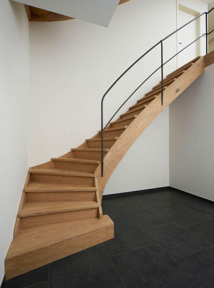 25 beste idee n over smeedijzeren trappen op pinterest ijzeren trap en smeedijzeren leuningen - Leuning smeedijzeren trap ...