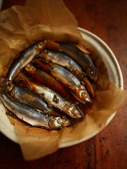 鰯の有馬煮&梅煮(Sardine)