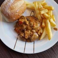 Creamy Chicken Livers Peri Peri