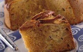 Νηστίσιμο κέικ με μήλα - iCookGreek