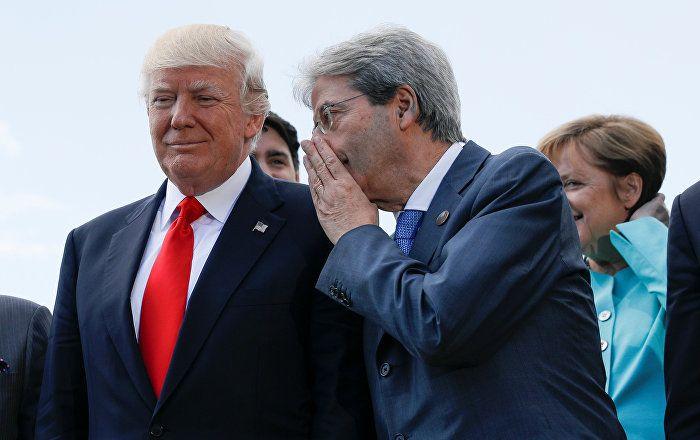 Sputnik Türkiye ///  G7 'iklim değişikliği için' Trump'ı bekliyor