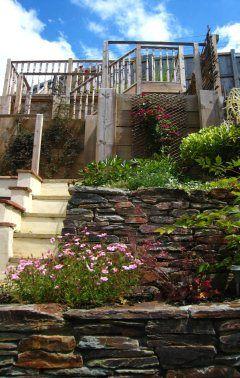 Small steep garden ideas