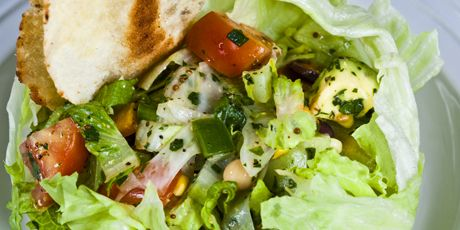 Golden Pizza's Chopped Salad