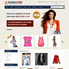 Clothes Store Template