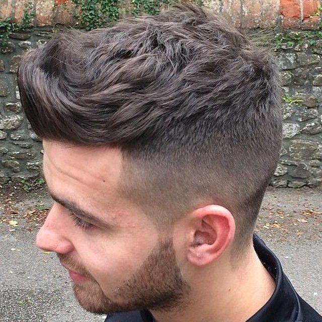 Men's Haircut & styling in 2015