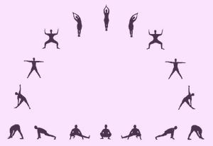 Try this soothing, rhythmic yoga practice devoted to Grandmother moon. Ideal to practice in the evening, in sight of the moon or in low lighting. May be practiced during a woman's moon time or during times when we need to slow down and connect with the moon's healing energy.