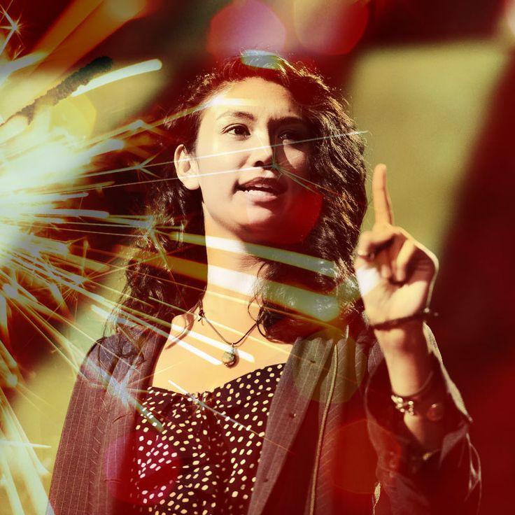 Słowo mówione-fajerwerki | TED Playlist