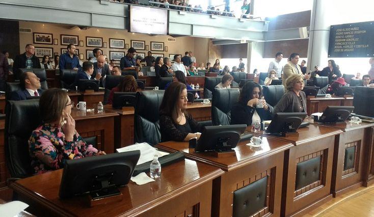 Piden diputados analizar de nueva cuenta Ley Juicio Político y Declaración de Procedencia; PAN se opone y pide se dictamine   El Puntero