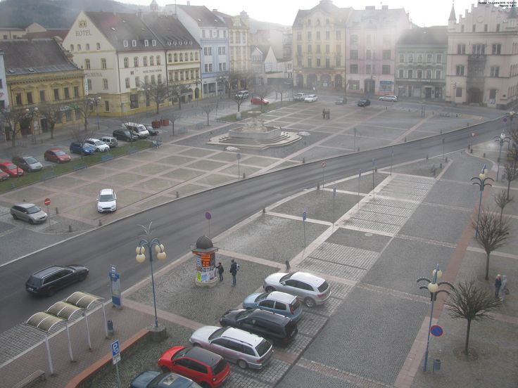 Decin 2 - Czech Republic Live webcams City View Weather - Euro City Cam #CzechRepublic #českárepublika #webcam #niceview #travel #beautifulplace #street #view #cestovní #ulice #počasí #city