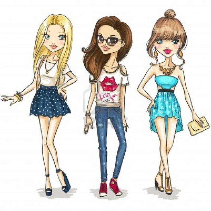 Fashion Clipart Sunday Enjoy Fashion Pinterest Fashion