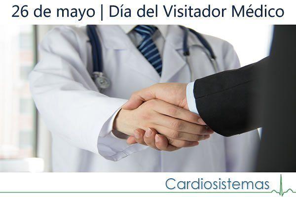 26 de mayo  Día del Visitador Médico  http://ift.tt/2rXNDro  #diavisitadormedico #visitadormedico #apm #agentepropagandamedica #cardiosistemas