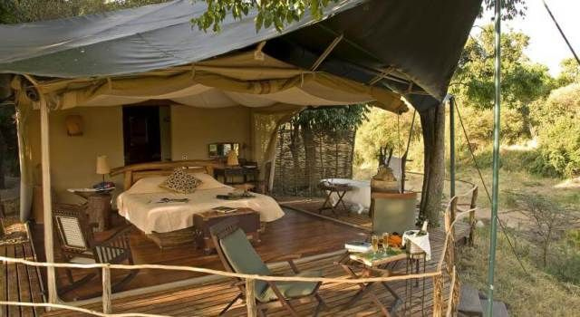 Mara Explorer Tented Camp | Glamping in Africa: 10 Luxury Tents You Won't Want To Leave