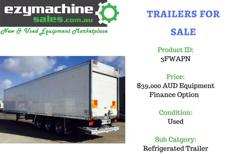 Used Peki Semi Refrigerated Van for sale