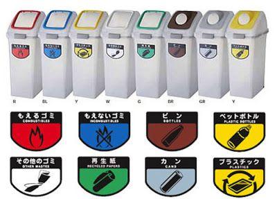 Japan - It's A Wonderful Rife: Garbage Disposal In Japan